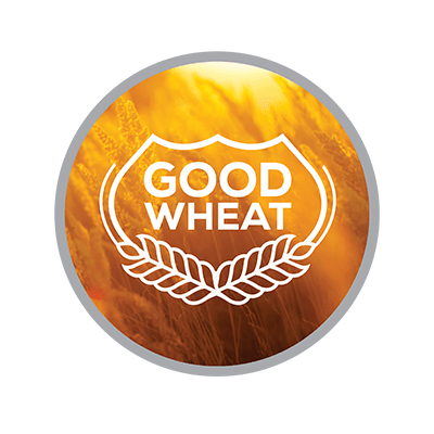 GoodWheat logo