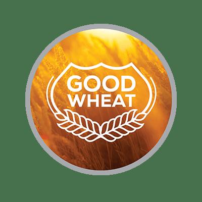 GoodWheat logo